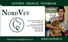 Veterinarul Centrul Medical Veterinar NordVet